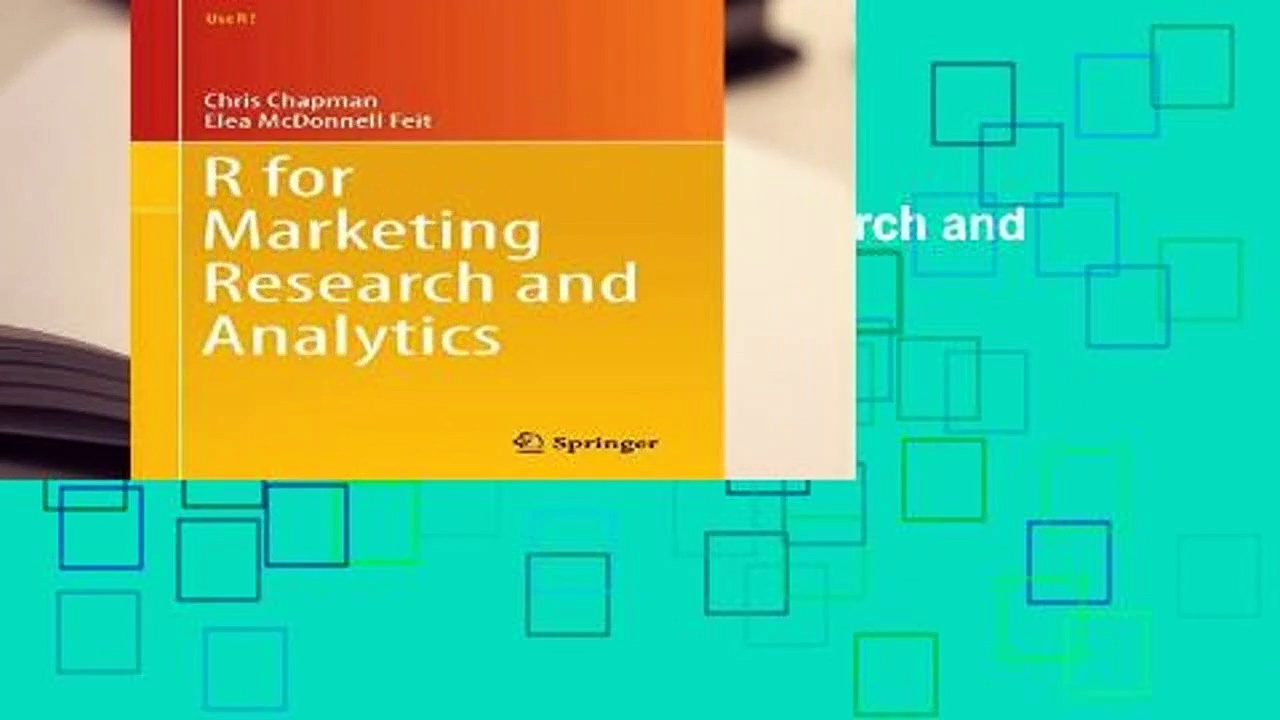 Full E-book  R for Marketing Research and Analytics (Use R!)  For Kindle