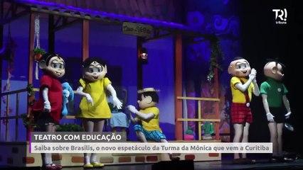 Saiba tudo sobre Brasilis, novo espetáculo da Turma da Mônica
