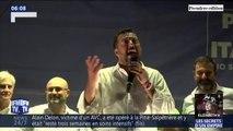 En Italie, Matteo Salvini fait éclater la coalition populiste et réclame des élections anticipées