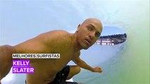 Melhores Surfistas: Kelly Slater