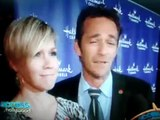 Luke Perry and Jennie Garth interview
