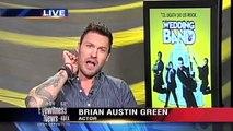 Lynda Halligan Interviews Brian Austin Green about his New Show, Wedding Band