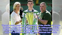 Manchester United and Tottenham target Kieran Tierney will cost £30m