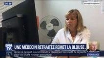 À 63 ans, cette médecin à la retraite remet la blouse pour aider les services d'urgence