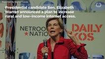 Elizabeth Warren Wants To Make The Internet A Public Utility