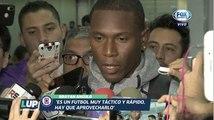 LUP: Brayan Angulo ya está en México