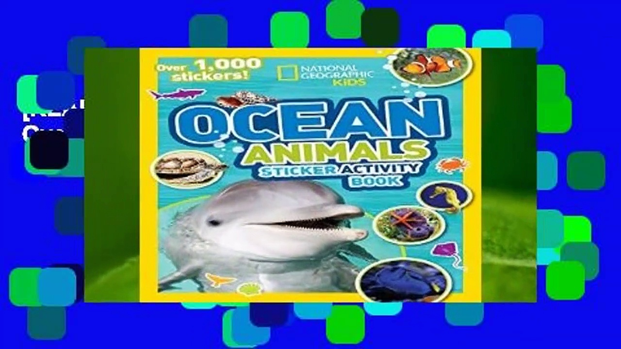 [READ] Ocean Animals Sticker Activity Book: Over 1,000 Stickers! (National Geographic Sticker