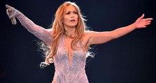 Antalya'da konser veren Jennifer Lopez, en çok sütlacı beğendi