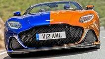 DBS Superleggera Volante (2020) The Best Looking Car in the World_