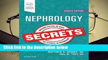 [READ] Nephrology Secrets, 4e
