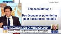 La téléconsultation,une méthode peu adoptée par les Français