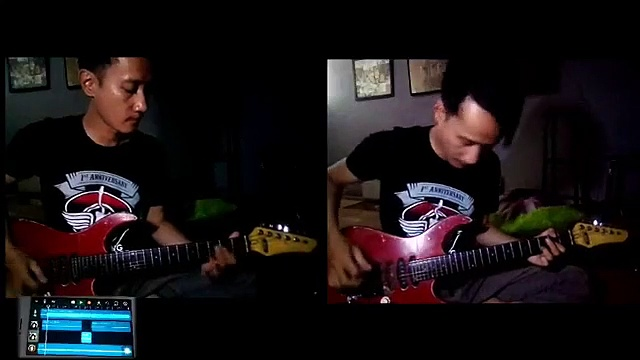 Guns n roses – pretty tied Up (cover)