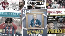 L'échange Dybala-Icardi refait surface, la presse anglaise s'amuse du non transfert de Wilfried Zaha