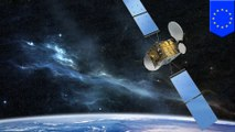 Europe launches EDRS laser satellite to space