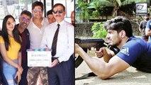 Sidharth Malhotra Kickstarts Shooting In Kargil
