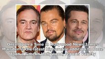 Once Upon a Time in Hollywood Cast, Details for Quentin Tarantino Manson Movie