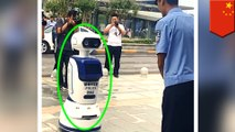 China deploys Robocops with facial recognition