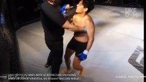 Une pépite du MMA imite le KO record en flying knee de Jorge Masvidal en faisant encore mieux !