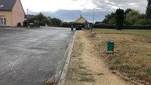 Près de Laval, ils découvrent une ancienne décharge publique sous leur jardin !