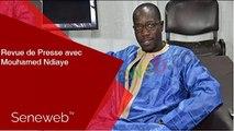 Revue de Presse du 9 Aout 2019 avec Mouhamed Ndiaye