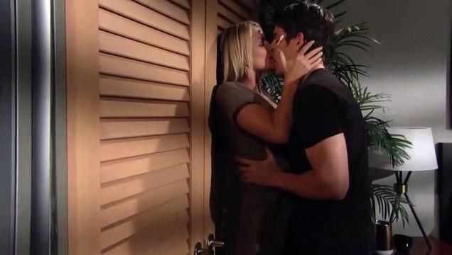 Les feux de l'amour : Sharon (Sharon Case) cède à la tentation avec Adam