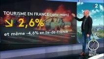 Tourisme : la France redevient une destination prisée