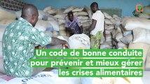 Burkina Faso : Un code de bonne conduite pour prévenir et mieux gérer les crises alimentaires