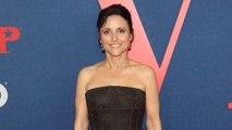 Julia Louis Dreyfus still 'frightened' after breast cancer battle