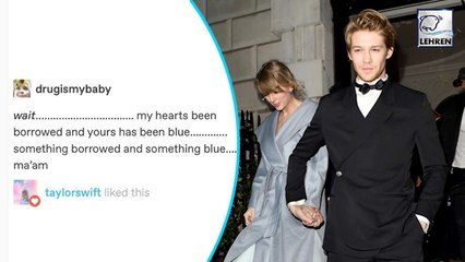Is Taylor Swift Hinting At An Engagement To BF Joe Alwyn With New 'Lover' Lyrics?