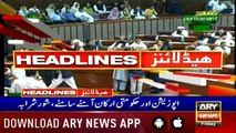 ARY News Headlines | Sindh police prepares contingency plan ahead of Eid | 2 PM | 9th Aug 2019