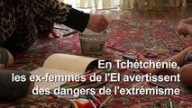 En Tchétchénie, les écoles au lieu de la prison pour les ex-femmes de l'EI