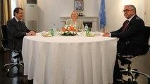 Έτοιμοι για τριμερή με ΓΓ του ΟΗΕ δήλωσαν Αναστασιάδης και Ακιντζί