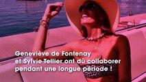 Sylvie Tellier élue Miss France 2002 : Geneviève de Fontenay n'était pas du tout contente