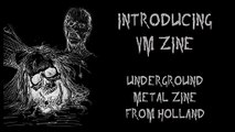 VM UNDERGROUND - Metal fanzine (Old school death, black metal, thrash metal)