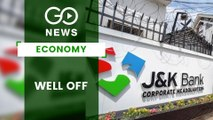 Centre To Have 60% Ownership In J&K Bank