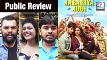 Public Review For Film Jabariya Jodi