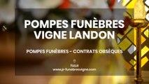 Pompes Funèbres Vigne Landon, pompes funèbres à Tulle.