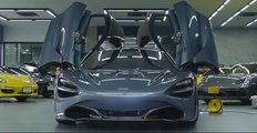 VÍDEO: McLaren 720S con escapes modificados... ¡brutal!