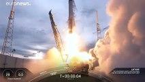 SpaceX: Elon Musk lancia in orbita sull'Africa un satellite da 161 milioni di dollari