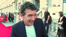 Banderas on playing a 'very unusual' role in Pain and Glory