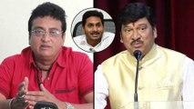 Actor Rajendra Prasad Counter To Comedian Prudhvi Raj    Filmibeat Telugu