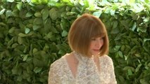 Fasion icon Anna Wintour plays Taylor Swift albums at dinner parties