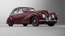 Le chaînon manquant – Mulliner reconstruit entièrement la Bentley Corniche de 1939