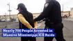 ICE Makes Hundreds Of Arrests In Mississippi