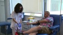 Animan a donar sangre en verano para elevar las reservas