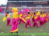 16th National Athletics Meet in Jamshedpur