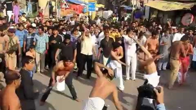 Muharram 2016 observed with 'mourning' in Ranchi and Kanpur