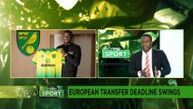 European transfer deadline swings