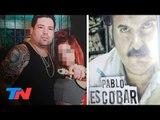 "Cayó ""El Patrón de Moreno"", un jefe narco que idolatraba a Pablo Escobar Gaviria"