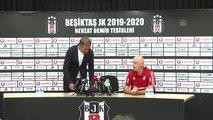 Beşiktaş teknik direktörü Abdullah Avcı (1)
